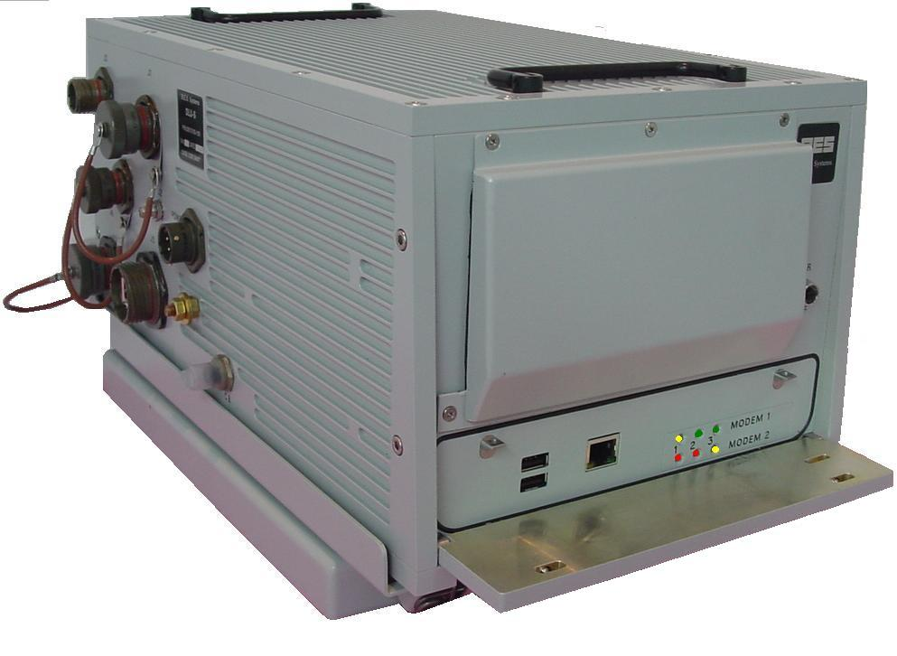 Military Rugged PC Computer for Naval and Land Applications